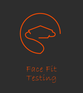 Mask face fit testing Icon